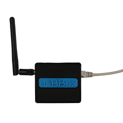 receptor temperatura ethernet