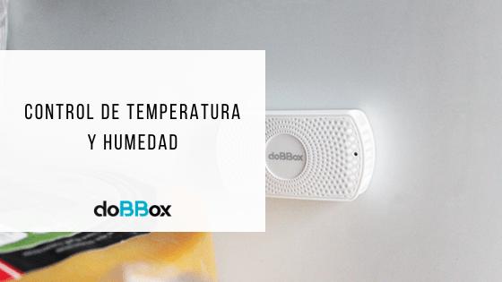 control de la temperatura y la humedad